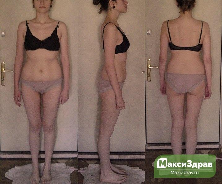 Похудеть с помощью голодания фото