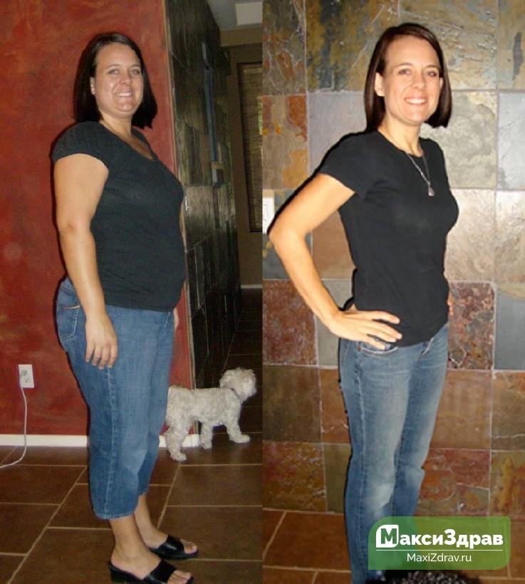 похудей до и после форум